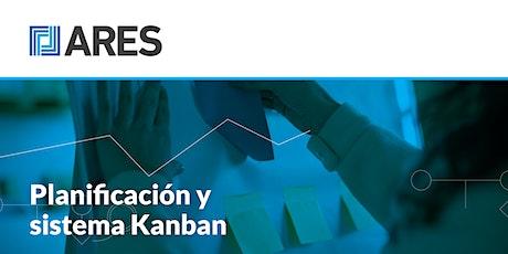 "Taller: ""Planificación y sistema Kanban"" entradas"
