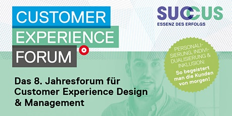 Customer Experience Forum 2020 - Wien Tickets