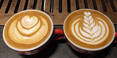 Espresso Class Part 2 - Latte Art tickets