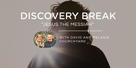 DISCOVERY BREAK – SEPTEMBER 2020 - with David and Melanie tickets