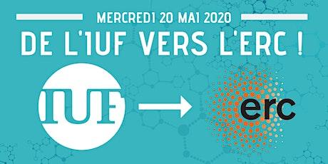 De l'IUF vers l'ERC ! billets