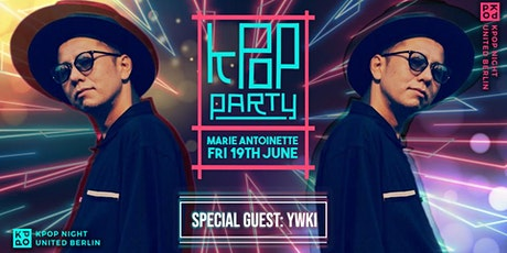 K-Pop Party with Dance Contest tickets