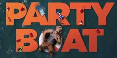 #BOOZE CRUISE MIAMI - PARTY BOAT MIAMI - SPRING BREAK 2020 tickets