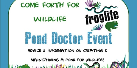 Pond Doctor Event and Augmented Reality app launch tickets