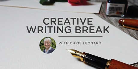 CREATIVE WRITING BREAK - OCTOBER 2020 with Chris Leonard tickets