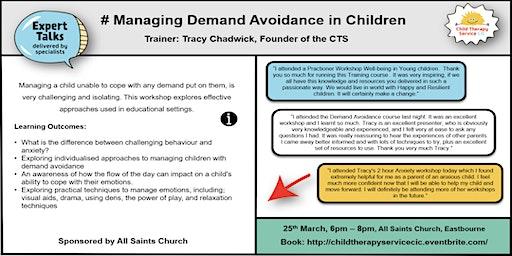 Managing Demand Avoidance in Young Children