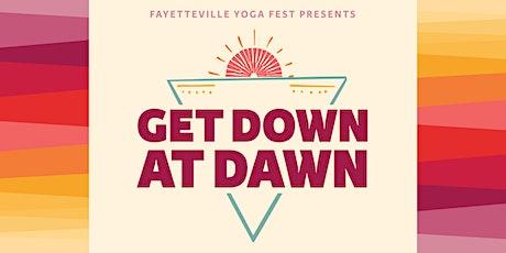 Get Down at Dawn: DJ Drez + Marti for Summer Solstice tickets