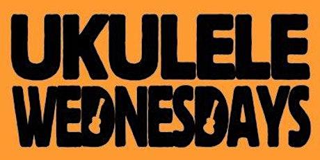 Ukulele Wednesday tickets