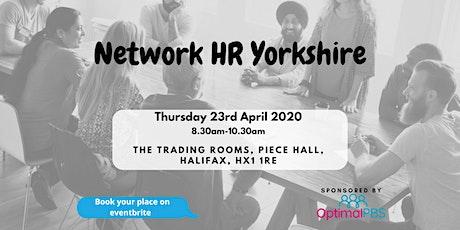 Network HR - Yorkshire tickets