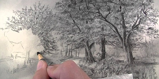 Landscapes: Drawing for Adults with Maggie Ricci