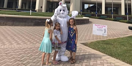 Free Easter Bunny Meet & Greet tickets