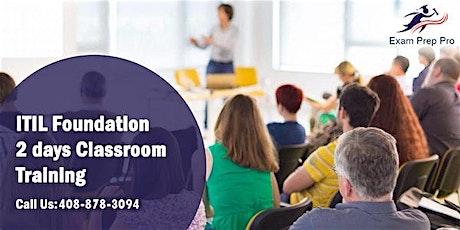 ITIL Foundation Certification Training in Edmonton tickets