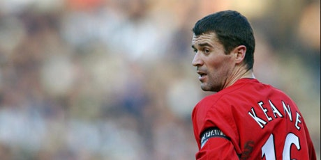 AN EVENING WITH ROY KEANE tickets