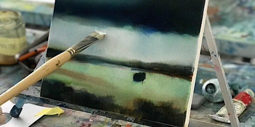 Introduction to Oil & Acrylic Painting with Laura Rich