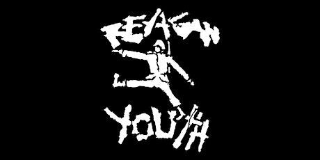 Reagan Youth at The Symposium tickets