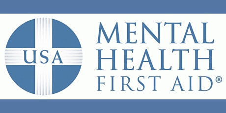 *POSTPONED* Mental Health First Aid training with MHAMC tickets