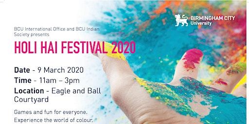 Holi Hai Festival 2020