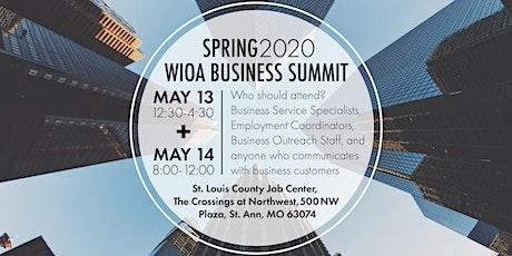 2020 WIOA Business Summit tickets