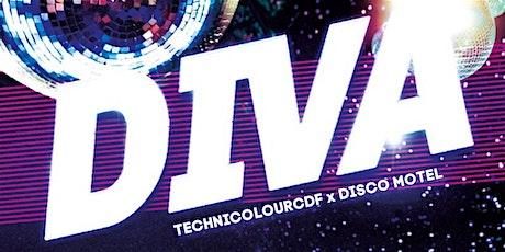 TechnicolourCDF x Disco Motel presents DIVA tickets