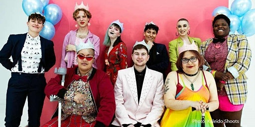 LGBTQ+ Youth Prom & Second Chance Prom