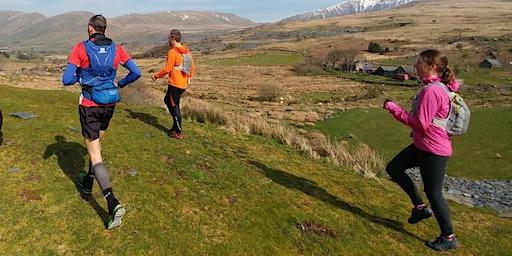 Fell running - Marchlyn Horseshoe // Rhedeg mynydd - Pedol Marchlyn