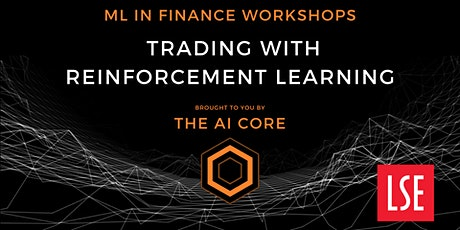 Machine learning in finance 2: Trading with reinforcement learning tickets