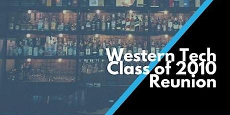 Western Tech Class of 2010!! 10 Year Class Reunion tickets