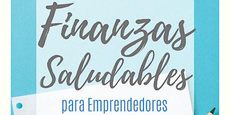 Workshop Finanzas Saludables para Emprendedores  entradas