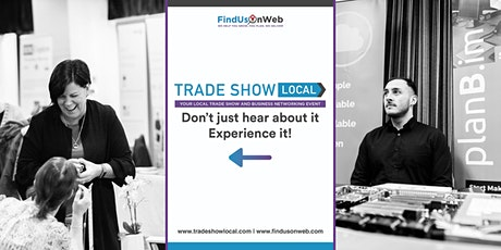 Find Us On Web Business Isle of Man - Trade Show Local Apr 2020 tickets