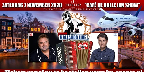 Hollands Live tickets