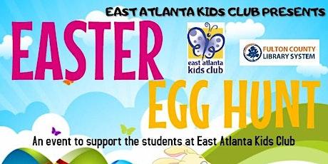 East Atlanta Kids Club  Annual Easter Egg Hunt tickets