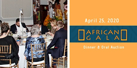 Microfinancing Partners in Africa's Annual African Gala tickets