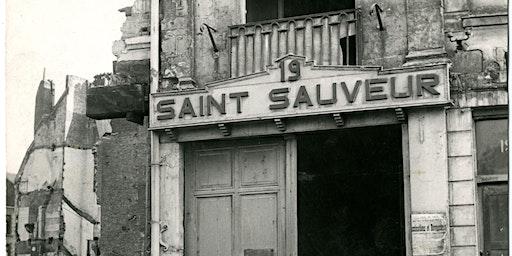 Table ronde l Hervé LÉPÉE  : Un quartier lillois disparu : Saint-Sauveur
