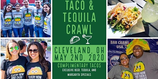 3rd Annual Taco & Tequila Crawl: Cleveland