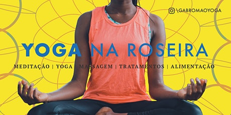 Yoga na Fazenda Roseira ingressos