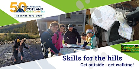 Spring skills for the hills (Edinburgh) tickets