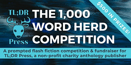 1,000 Word Herd Flash Fiction Competition tickets