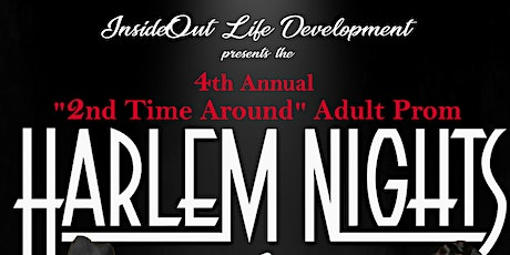 "4th Annual ""2nd Time Around"" Adult Prom tickets"