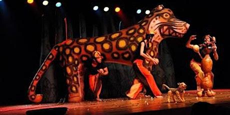 Desconto: Bichos do Brasil, no Teatro Folha ingressos