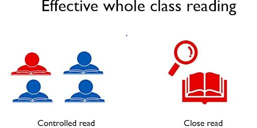 Effective Whole Class Reading Tour 3