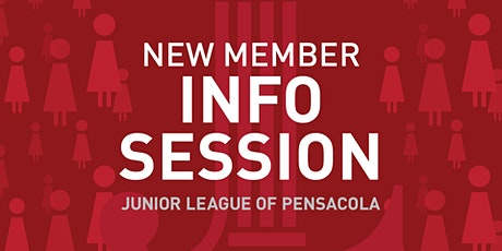 (VIRTUAL) New Member Info Sessions 2020 tickets