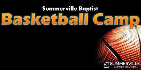 Summerville Baptist Basketball Camp 2020 tickets