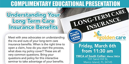 LONG TERM CARE SEMINAR BROUGHT YOU BY GOLDEN CARE www.goldencare.com