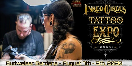 INKED CIRCUS TATTOO EXPO - LONDON tickets