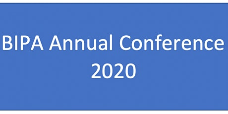 BIPA Annual Conference 2020 tickets