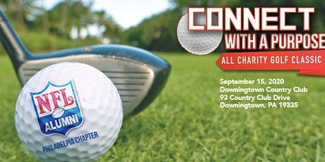 "NFL Alumni Philadelphia ""Connect with A Purpose"" Golf Tournament tickets"