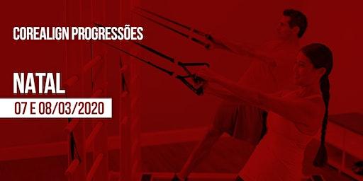 Formação em CoreAlign - Módulo Progressões - Physio Pilates Balanced Body - Natal