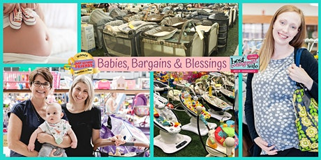 Babies, Bargains & Blessings - Sept 16, 2020 tickets