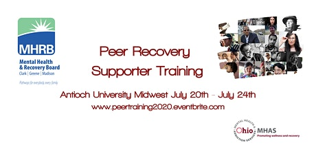 OhioMHAS Peer Recovery Supporter Training tickets