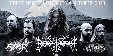 Borknagar tickets